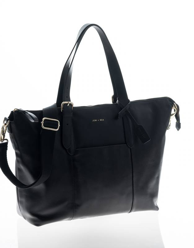 black changing bag